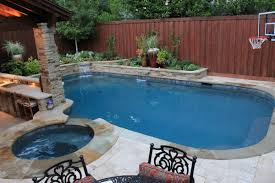 Custom Backyard Pool Designs Pools For Small Yards Ideas Inground Custom Home Elements