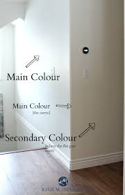 tips and ideas for how to do 2 diffe colours with a bullnose or rounded drywall corner wall