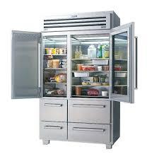 glass front beverage refrigerator small cooler door mini beer fridge