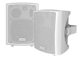 SP-800P Pair 24w Active Loudspeakers - VISION Pro AV Products