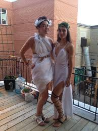 Friday Night Lights Halloween Costume Ideas Diy Sheets Into Toga Wear