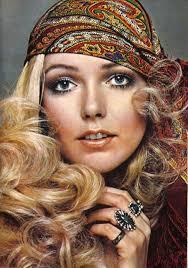 60s hippie chic