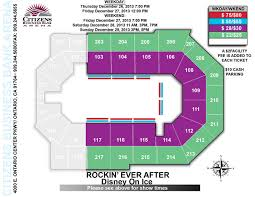63 Memorable Seating Chart For Citizens Bank Arena