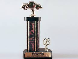 personalized end trophies and gifts are a good option presently available