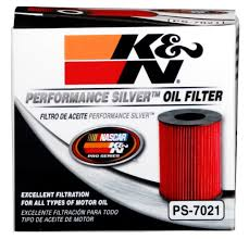 Amazon.com: K&N PS-7021 Pro-Series Oil Filter Fit For Toyota Prius ...