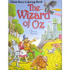 giant story coloring books the wizard of oz thumbnail 1
