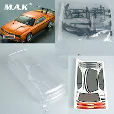 190mm <b>1</b>/10 RC Car PC Clear BODY SHELL for Dodge viper SRT8 ...