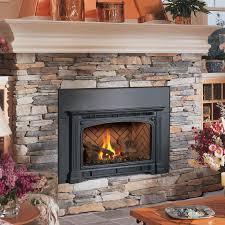 gas fireplace insert framing