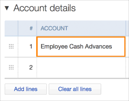 Tallie Expense Reports Quickbooks Online Cash Advance 2
