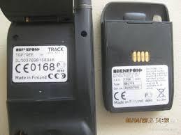 BENEFON TRACK z r.2001 - plně funkční ...