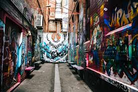 >street art melbourne wall painting 19 living nomads travel  street art melbourne wall painting 18