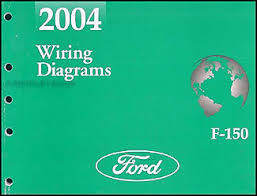 2004 ford f 150 wiring diagram manual original