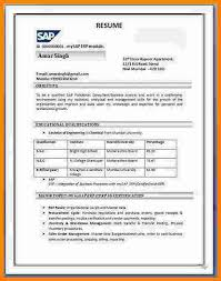 Resume Samples Pdf New 60 Cv Format Pdf Indian Style Theorynpractice