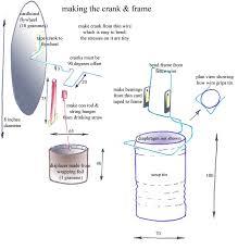 soup tin stirling engine