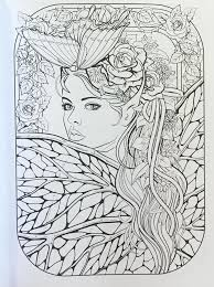 Small Picture 182 best FairiesAngels coloring pages images on Pinterest