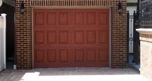 faux wood garage door skins designs ideas