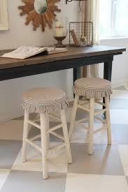 white backless bar stools. Bar Stools Oak Backless Leather Tall White O
