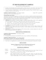Lead Engineer Resume Templates – Betogether
