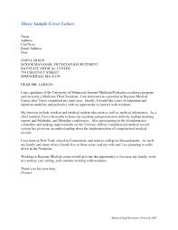 Physician Recruiter Cover Letter Example Adriangatton Com