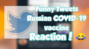 But the two giants' inability to lead the vaccine race has raised questions about the state of medical research in france. Funny Tweets Russian Covid 19 Vaccine Reactions Youtube