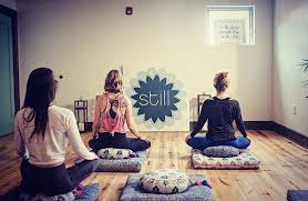 still soul studio holds free yoga and tation cles every mon for f b munity eat