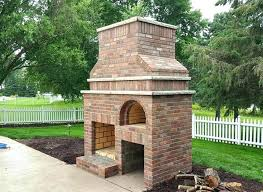 fireplace pizza oven combo outdoor fireplaces with pizza ovens outdoor fireplace wood fired pizza oven by