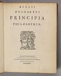 rene descartes  principia philosophiae 1644