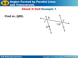 Angles Formed by Parallel Lines and a Transversal   GeoGebra likewise Conjectures in Geometry  Parallel Lines as well Angle pairs formed by parallel lines cut by a transversal further Parallel Lines INB Pages   Mrs  E Teaches Math together with Parallel and Perpendicular Lines Parallel Lines and Transversals moreover 3 2 Reteach Angles Formed by Parallel Lines and Transversals in addition  besides stageometrych3   Angles formed by transversals  4 in addition Geometry 3 3 also Basic Geometry Parallel Lines   Transversals besides Parallel Lines   Transversals   GeoGebra. on section angles formed by parallel lines and transversals