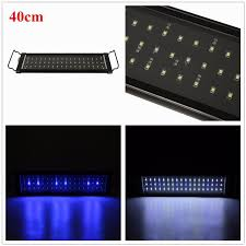 hot ing led grow 30cm 40cm 60cm 90cm led aquarium light for c reef fish