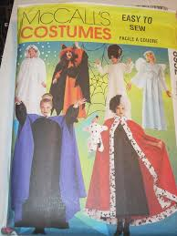 Mccalls Pattern Magnificent McCall's Pattern 48 Halloween Costumes Plus by LilacSeagull on