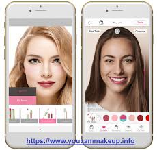 the latest youcam makeup apk 5 26 1 version on your mobile with s