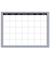 Large Calendar Chart So Much Pun