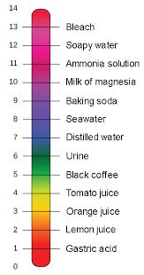 Ph Level Chart Buffers Ph Acids And Bases Biology For Non Majors I