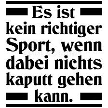 Lustige Trinkflasche Richtiger Sport Sportler Sprüche Spruch L1jkfc
