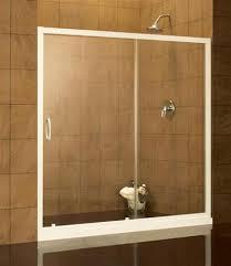 trackless sliding shower doors shower door post id bathtub doors trackless