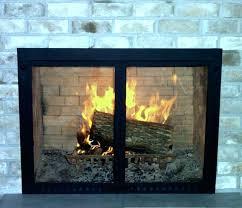 gas fireplace doors custom glass fireplace doors custom built glass fireplace doors gas fireplace glass doors