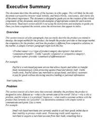 Executive Summary Sample For Proposal How To Write A Successful Business Proposal Chamber Of