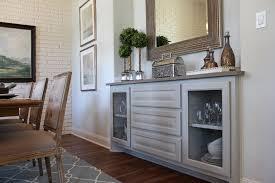 Kitchen Buffet Furniture Kitchen Beautiful Kitchen Buffet Cabinet Plans With White Wood