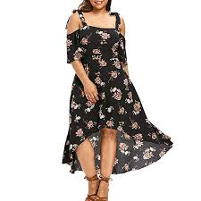 Kangma Dress Women Plus Size Elegant Casual Evening Party