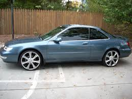 Acura Cl 3.0 - amazing photo gallery, some information and ...