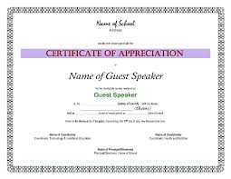 Examples Of Certificates Of Appreciation Wording Enchanting Examples Of Executive Resumes Sample Wording Certificate