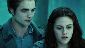 Ik keek Twilight voor het eerst en ik ...