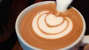How To Make Designs In Cappuccino How To Make Latte Art The Basics In Slow Motion By Barista Dritan Alsela