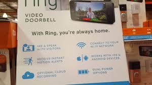 costco ring video doorbell camera its 189 a year of costco ring video doorbell camera its 189 a year of cloud recording