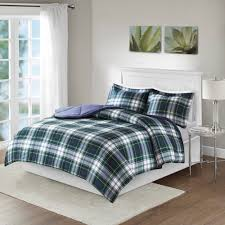 green plaid comforter. Unique Plaid In Green Plaid Comforter