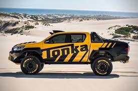 Toyota Made a Real-Life Tonka Truck, And It's Blowing Our ...