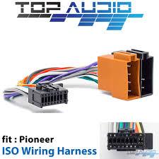pioneer iso wiring harness fit deh x3750ui deh x4750bt deh x6750bt Pioneer Deh 245 Wiring-Diagram at Pioneer Deh 3350ub Wiring Diagram