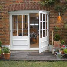 external french doors custom built