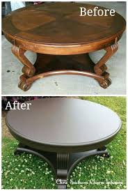 image painting old coffee table best painting coffee tables ideas on