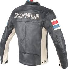 dainese hf d1 motorcycle leather jacket clothing jackets black white red blue